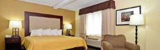 Best Western Woodstock Inn Hotel Rooms and Amenities