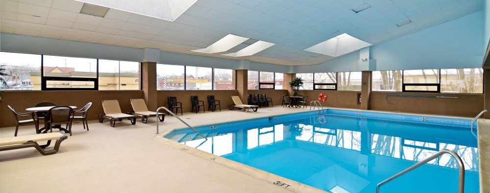 Best Western Woodstock Inn Hotel Indoor Heated Swimming Pool